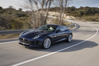 Jaguar F-Type Coupé - Volle Power (Kurzfassung)