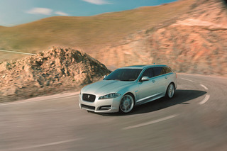 Jaguar XF Sportbrake - Lademeister aus Britannien