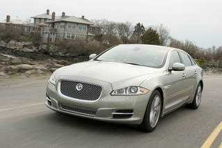 Jaguar XJ - Ohne Limit