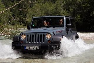 Jeep Wrangler Rubicon als Sondermodell - Schöner durch den Schlamm