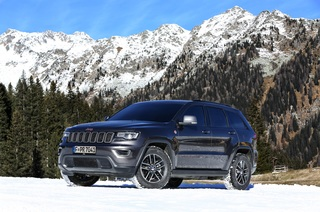 Jeep Grand Cherokee Trailhawk - Ab in die Pampa (Kurzfassung)