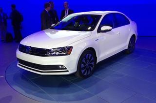 VW Jetta Facelift - Amerikas liebster Volkswagen