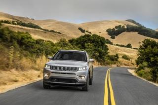 Jeep stellt sein Kompakt-SUV Compass vor - Ab ins Gelände