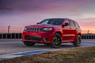 Jeep Grand Cherokee Trackhawk - SUV-Superlative