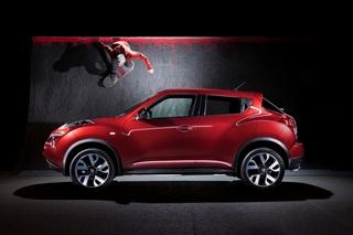 Nissan Juke N-Tec - Vernetztes Sondermodell
