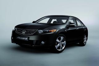 Preiswerte Mittelklasse: Sondermodell Honda Accord Elegance Advantage