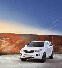 Kia Sorento-Sondermodell - Uni-Look für das SUV