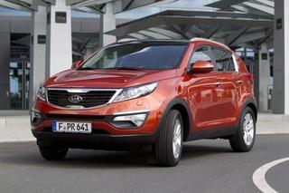 Kia Sportage - Neuer Diesel für das Korea-SUV