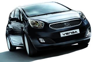 Kia Venga Sondermodell - Viel Ausstattung für den Mini-Van
