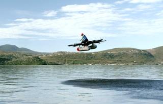 Kitty Hawk Flyer - Die Ein-Mann-Riesendrohne