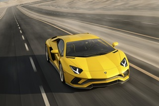 Lamborghini Aventador S - Scharf gemacht für den Ego-Trip