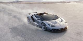 Lamborghini Centenario Roadster - Der offene Rest