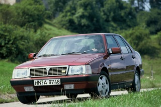 Lancia Thema - Ein Amerikaner für Turin