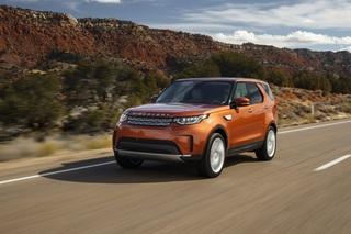 Fahrbericht: Land Rover Discovery - Der Offroader für die Straße