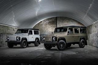 Land Rover Defender Rough - Rauer Bursche