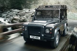 Land Rover Defender - Neuer Diesel für den Oldie