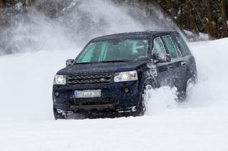 Land Rover Freelander - Erstmals mit Frontantrieb
