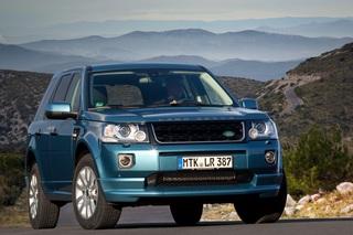 Land Rover Freelander Launch Edition - Mit Navi und Telefon