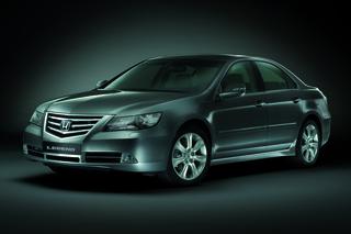 Honda Legend - Abschied nach einem Vierteljahrhundert