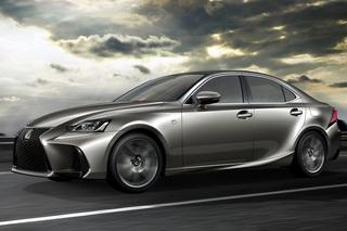 Lexus IS Facelift - Diabolische Gesichts-OP (Vorabbericht)