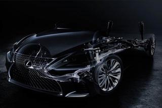 Lexus LS - Mehr Dynamik für die Oberklasse