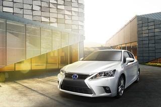 Lexus CT 200h - Hybrid wird sparsamer