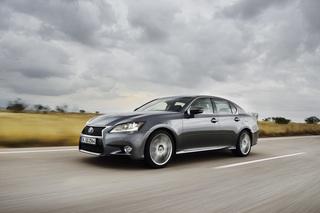 Lexus GS 300h Business Edition - Konsequentes Sondermodell