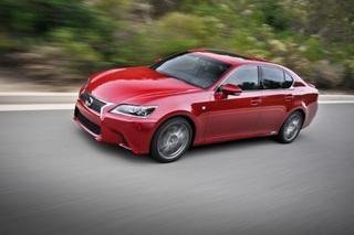 Lexus GS - Elegante japanische Businessklasse (Vorabbericht)