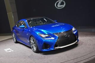 Lexus RCF - Sport und Spiele