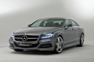 Tuning für Mercedes CLS - Lorinser schärft den scharfen Mercedes