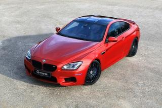 BMW M6 Tuning - Kampfansage von G-Power