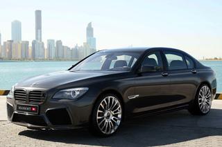 BMW 7er Mansory - Münchner mit viel Karbon