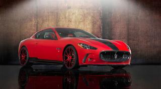 Maserati GranTurismo - Mansory schärft den Dreizack