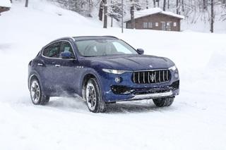 Maserati Levante  - Heißer Feger für kalte Tage (Kurzfassung)