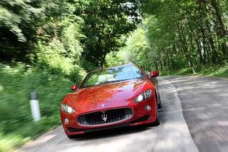 Maserati Gran Cabrio - Neue Sportversion mit 10 Extra-PS