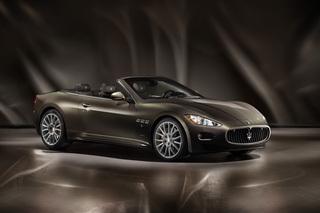 Maserati GranCabrio Fendi - Schnelle Lederausstellung