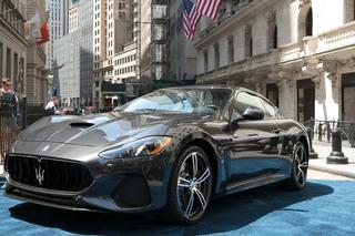 Maserati GranTurismo  - Kleine Schönheitspflege