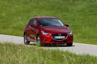 Test: Mazda2  - Kleiner Möchtegern