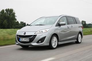 Mazda 5 1.6 Diesel (Vorabbericht) - Platz zum Sparen