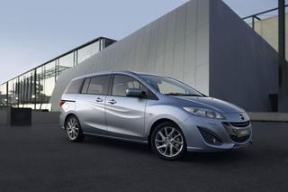 Mazda5 - Premiere mit Einführungsbonus
