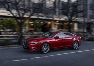 Test: Mazda6 G165 - Das kommt uns nicht japanisch vor