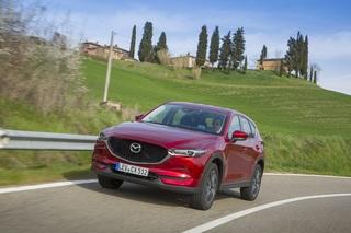 Fahrbericht: Mazda CX-5 - Alles bleibt anders