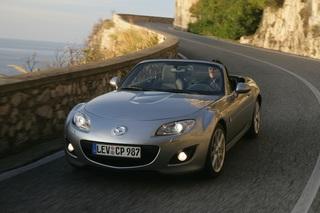 Mazda MX-5 - Sportlich-schlank durch Angebotsoptimierung