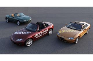 Mazda MX-5 - Neue Rekordmarke für den Weltrekordler