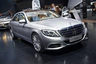 Mercedes S-Klasse - Die Familie wächst