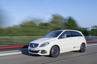 Aus für elektrische B-Klasse - Mercedes macht E-Auto-Pause