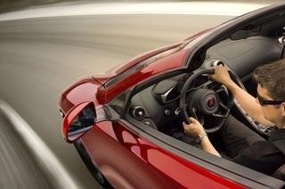McLaren 12C Spider - Offener Superlativ