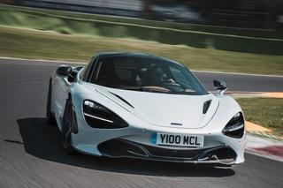Fahrbericht: McLaren 720S - Engländer in Eile