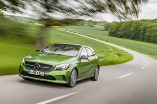 Test: Mercedes A 200 -  Konsequent jung