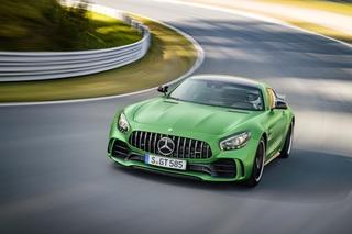 Mercedes-AMG GT R - Ein Sportwagen aus der (Grünen) Hölle